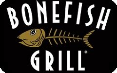 Bonefish Grill E Gift Card - buy bonefish grill gift cards at a 11 33 discount giftcardplace