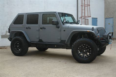 jeep wrangler grey 2007 jeep wrangler bently grey kevlar with slant back top