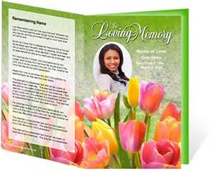 beautiful funeral programs funeral programs fast easy from the funeral program site carole galassi prlog
