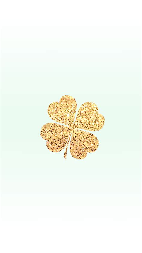 wallpaper gold iphone 4 be linspired st patrick s day iphone wallpaper