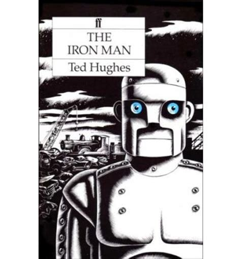 the iron man by ted hughes buy books at lovereading4kids co uk the iron man a story in five nights ted hughes andrew davidson 9780571136773