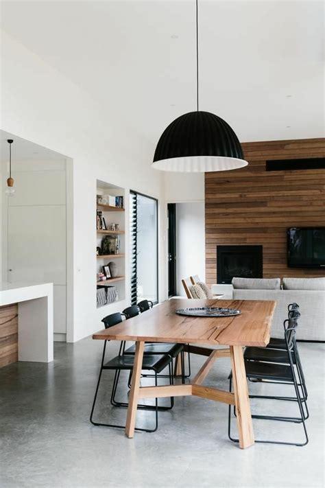 hänge stuhl esszimmer design schwarz