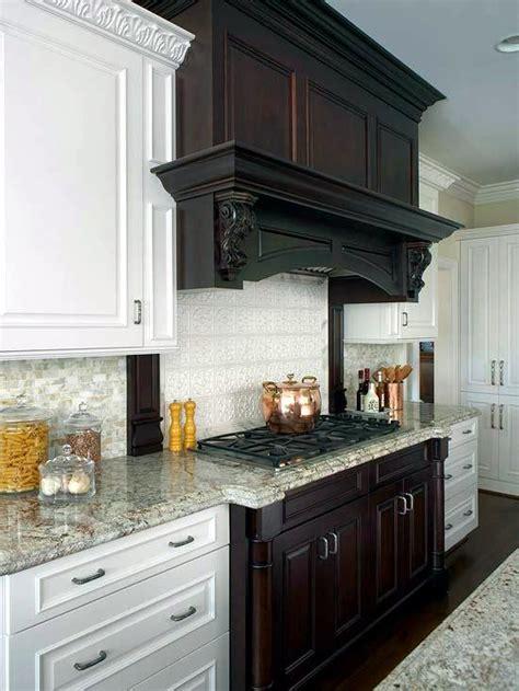 Kitchen Range Hood Design Ideas 30 ideas for kitchen design back wall tiles glass or