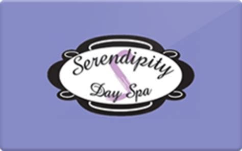 Serendipity Gift Card - buy serendipity day spa gift cards raise