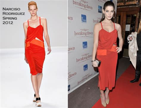 Who Wore Narciso Rodriguez Better Sevigny Or Amanda Bynes by Liven It Up With A Tangerine Dress Naturally Modern