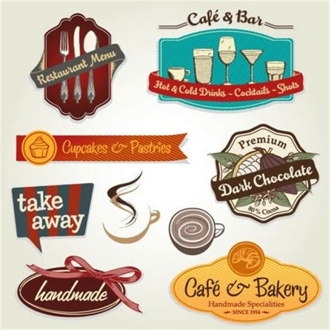 Stiker All You Need Is Food Dapur Resto Rumah Kaca Dinding Sticker five menu restaurant cafe bar corporate identity and logo vector hubpic free vector