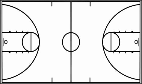basketball court diagrams for plays basketball court diagram for plays image collections how