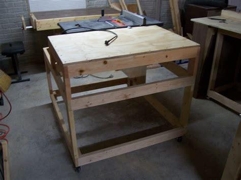 table  workstation  brian  lumberjockscom