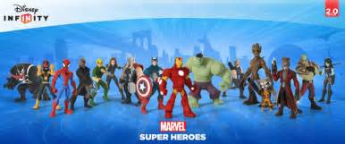 Disney Marvel Infinity Disney Infinity Marvel Heroes 2 0 Edition