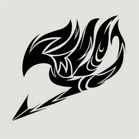 fairy tail symbol tattoo best 25 ideas on
