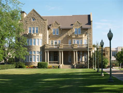 Government House by Government House Edmonton Images