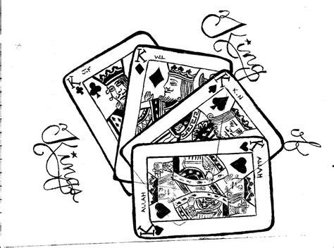 Cards Stencils