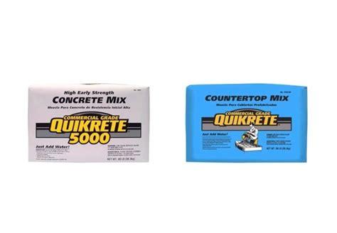 Quikrete Countertop Mix Price by How To Make A Concrete L Bob Vila
