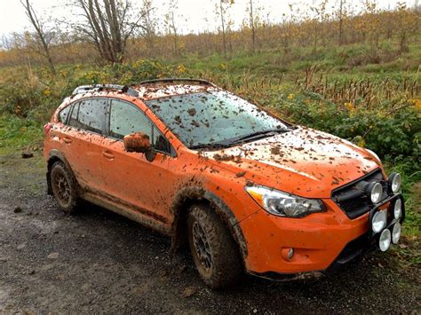 rally subaru lifted lifted rally prepped or just plain subarus mud