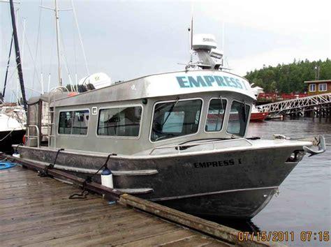 silver streak crew passenger boat  sale empress   seattle area seattle