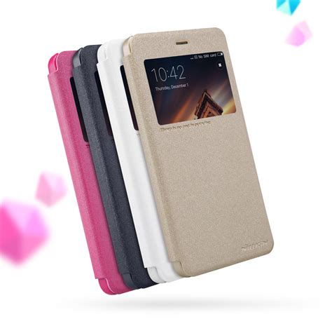 Top Xiaomi Redmi 2 Leather Flip Nillkin Sparkle Berkualitas nillkin sparkle leather flip cover for xiaomi redmi 4a torumart pakistan
