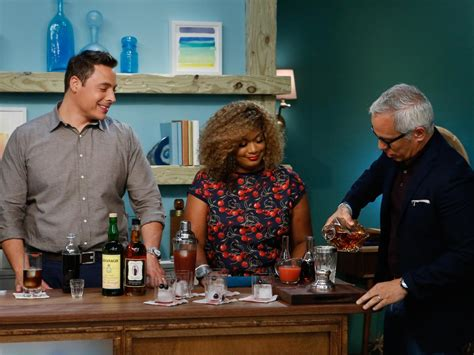new year food network speak up fans new year new cocktail segment on the