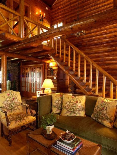 log home interior designs log cabin interiors houzz