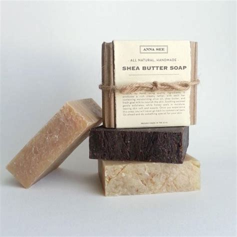 Handmade Shea Butter Soap - all handmade shea butter soap for sensitive skin