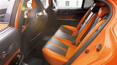 lexus gsf seats new lexus gs f photo image gsf picture