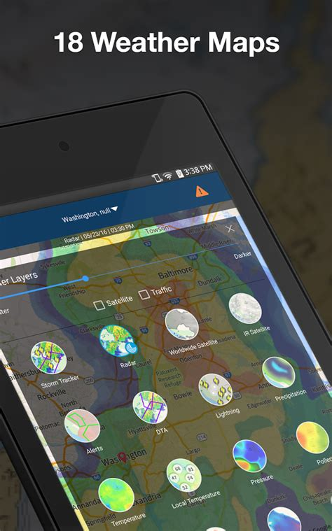 weatherbug app for android phone weatherbug in cafe bazaar for android 183 cafe bazaar android apps for iranians