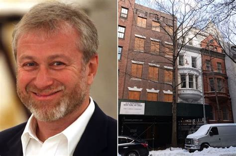 Mansion Plans by Chelsea Owner Roman Abramovich Submits Plans To Turn Three