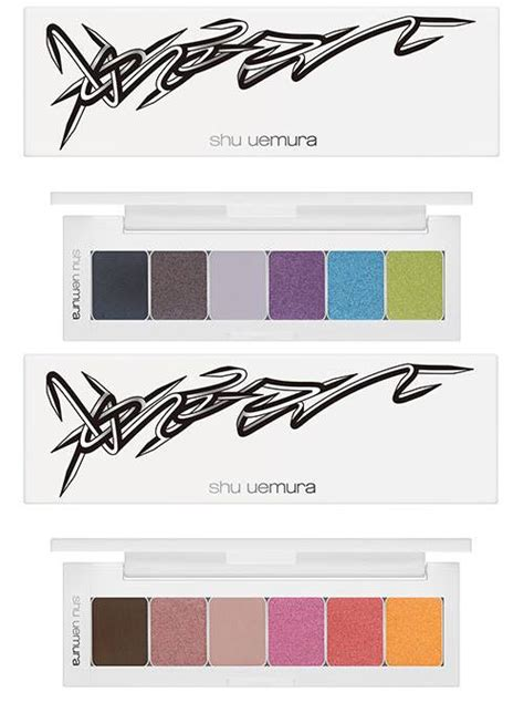 Product Find Shu Uemura Fall Collection by Shu Uemura Haute Vision Of Collection Fall