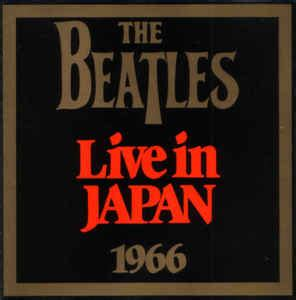 dvd format in japan the beatles live in japan 1966 cd at discogs