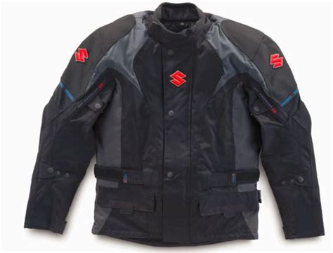 suzuki riding jacket suzuki textile touring jacket