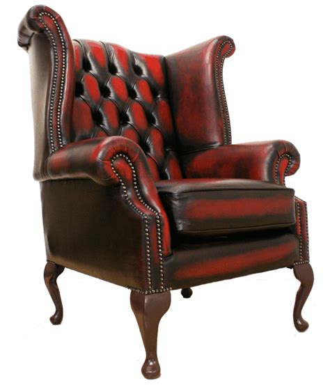 Chesterfield Wing Armchair by Leather Sofas Chesterfield Sofa Hire Rental Designersofas4u
