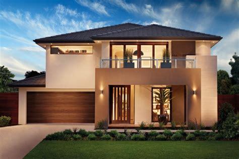 casas chalets fachadas de chalets con dise 241 os originales y modernos