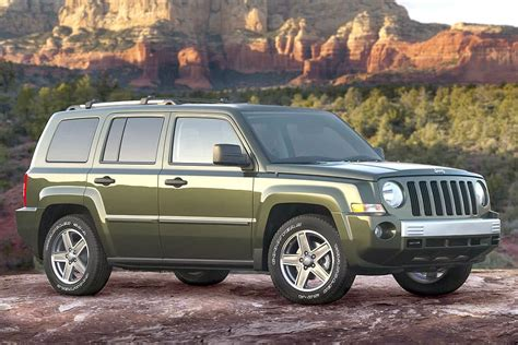 2007 Jeep Patriot Mpg 2007 Jeep Patriot Overview Cars