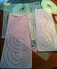 quilting templates for quilting using quilting stencils tips ideas