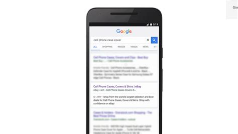 Mobile Lookup Accelerated Mobile Pages Now Rolling Out To All Supported Search Results