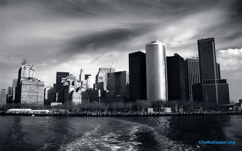 new york city skyline black and white wallpaper new york skyline wallpaper black and white wallpaper