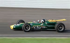 Lotus Indycar Indy 500 Race Report From 1965 Indy At 100 Racing