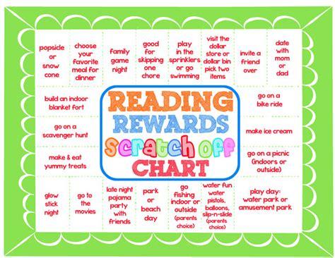 printable reward charts for reading free reading reward chart