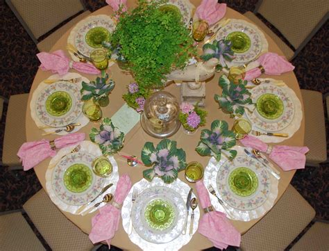 table scapes luncheon tablescapes images