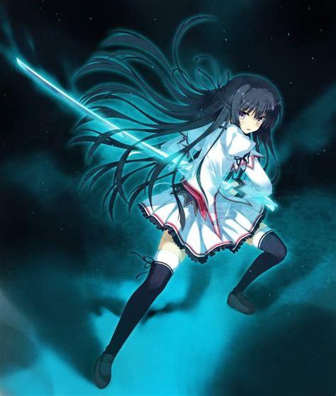 Hoodie Keren Anime Minanto N 24 anime picture koiken otome minato shiho hair single image looking at viewer 1280x1509