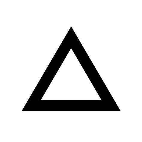 triangle tattoo design triangle images designs