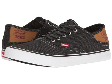 levis shoes for levi s 174 shoes monterey denim buck at zappos