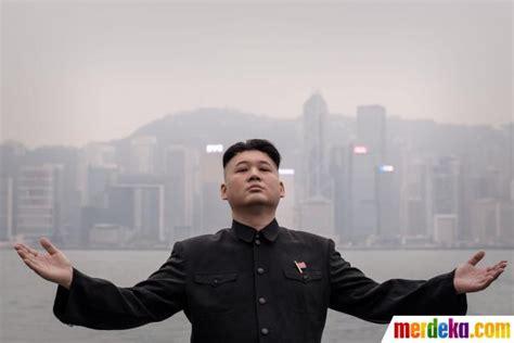 gaya rambut 49 days foto pria hong kong ini ngaku mirip pemimpin korea utara