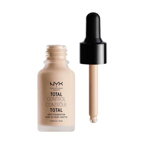 Jual Nyx Total Drop Foundation by Nyx Total Drop Foundation Porcelain