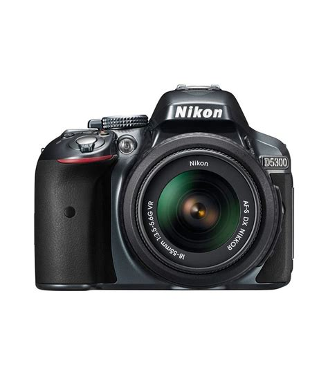 nikon d5300 price nikon d5300 digital slrs with 18 55 mm lens price in india