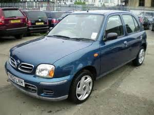 Nissan Micra S For Sale Used 2002 Nissan Micra Hatchback 1 0 S 5dr Petrol For Sale