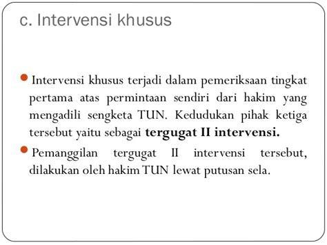 Implikasi Pembatasan Kompetensi Absolut Ptun hukum acara peradilan tata usaha negara
