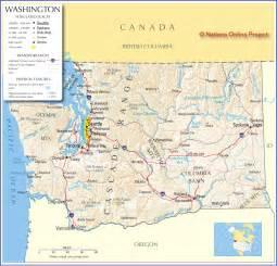 washington state zip code map images
