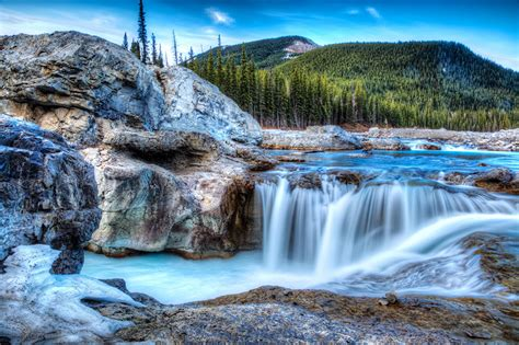 imagenes hdr descargar fondos de pantalla cascadas bosques fotograf 237 a de paisaje