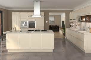 Cream Gloss Kitchens Ideas Welford Cream Luca Gloss Alabaster Kitchens Buy
