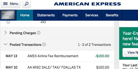 American Airlines Virtual Gift Card - amex platinum airline fee credits posted 400 off american airlines flights travelsort
